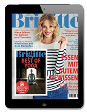 3 Monate Brigitte (Epaper) gratis – Kündigung notwendig