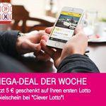 Nur für Telekom Kunden: 5€ Clever Lotto-Spielguthaben gratis