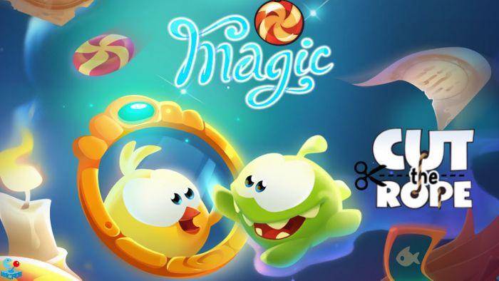 Cut the Rope: Magic (iOS) gratis
