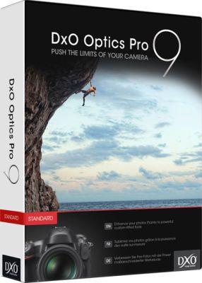 DxO Optics Pro 9 (Vollversion, Windows/Mac) gratis