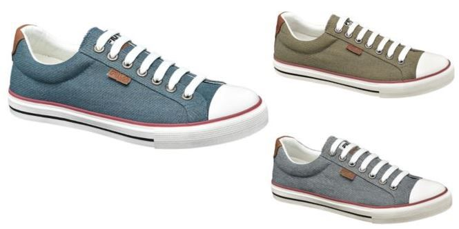 FILA   Herren Sneaker in 3 Farben für je 24,90€