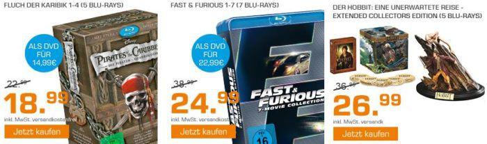 Saturn Weekend Sale: u.a. Watch Dogs 2 (San Francisco Edition)[PS4, XBox one] statt 47€ für je 27€