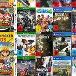 Media Markt: 4 für 2 Aktion – Konsolen & PC Spiele