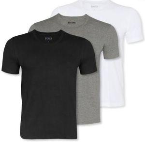 HUGO BOSS Herren T Shirts im 3er Pack für 29,99€