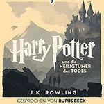 Harry Potter: Die komplette Hörbuch Edition – Gelesen von Rufus Beck (MP3 CD) für 59,99
