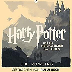 Harry Potter: Die komplette Hörbuch Edition   Gelesen von Rufus Beck (MP3 CD) für 59,99