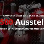 Gratis Ticket für die Hannover Messe 2017 inkl. Sushi-Gutschein sichern – nur solange der Vorrat reicht