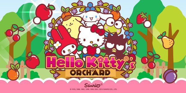 Hello Kitty Orchard (Android) gratis