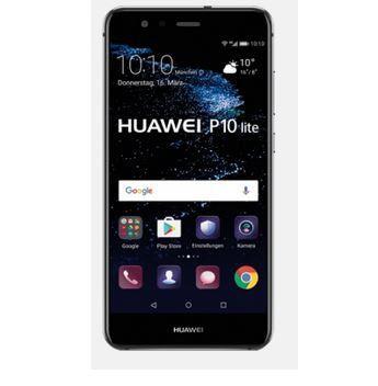 Huawei P10 lite + Blau.de (o2) AllNet + SMS Flat + 4GB LTE für 20,82€ mtl.