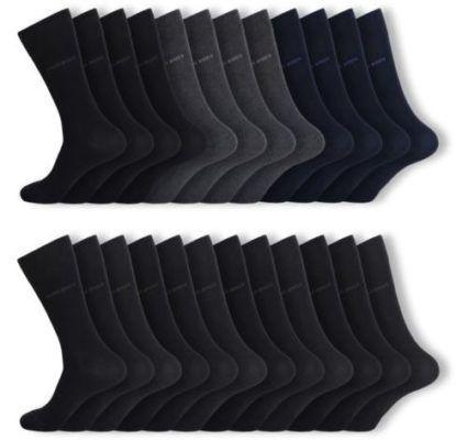 HUGO BOSS Business Socken im 12er Pack für 59,95€