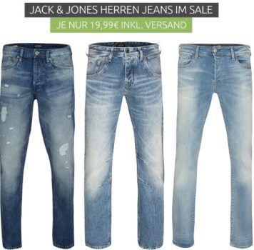 Jack & Jones Herren Hoodies und Jeans   Hoodies ab 14,99€   Jeans ab 19,99€