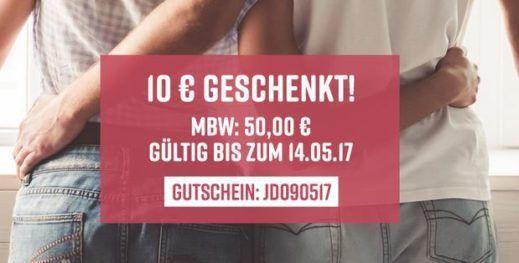 Jeans Direct bis zu 70% + 10€ extra Rabatt ab 50€   günstige Markenklamotten bis Mitternacht