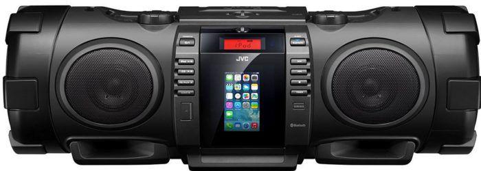 JVC RV NB 75 BoomBlaster mit Subwoofer System für 183€