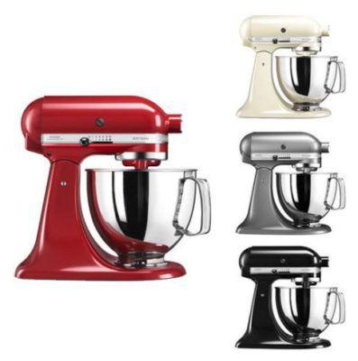 KitchenAid ARTISAN 5KSM125   Küchenmaschine für 299€ (statt 365€)