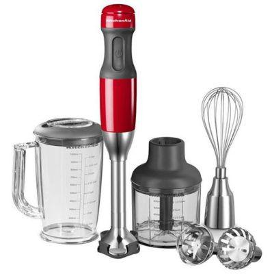 KitchenAid Artisan Stabmixer mit reichlich Zubehör (B Ware) für 89,10€ (statt neu 129€)