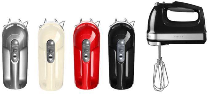 KitchenAid (5KHM9212) Handrührer für 69,90€ (statt 94€)   generalüberholt