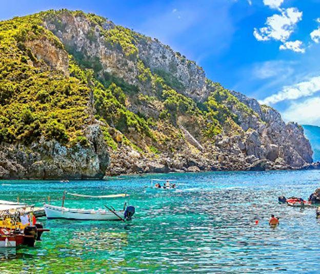 Insel Korfu   8 Tage Hotel inkl. Flug ab 279€ p.P.