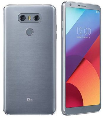 LG G6   Quadcore Smartphone 5,7 mit 4GB RAM für 581,08€