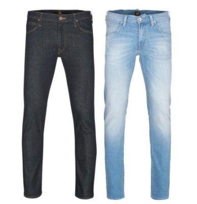 Lee Luke Slim Tapered & Regular Fit Herren Jeans für je 24,99€ (statt 43€)