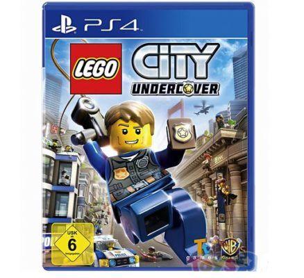 Vorbei! Lego City Undercover (PS4) für 42,93€ (statt 52€)