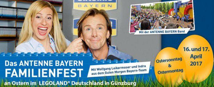 Legoland Deutschland Oster Angebot: Gratis Eintritt für Kinder bis 17 Jahre!