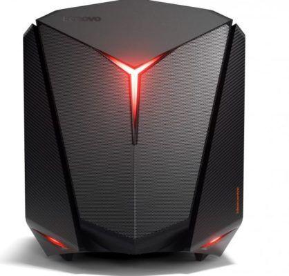 Lenovo Y710 Cube  15ISH Gaming PC mit i5, 8GB Ram, 1TB Hdd für 649€