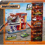 Matchbox – Garagen Abenteuer Set inkl. 8 Autos statt 43€ für nur 24,12€