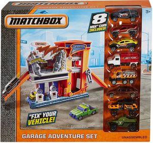 Matchbox   Garagen Abenteuer Set inkl. 8 Autos statt 43€ für nur 24,12€