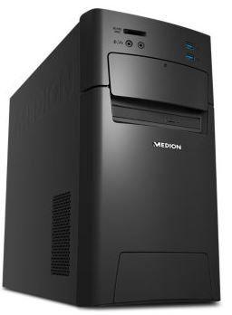 MEDION AKOYA P5331 DR (B WARE) Win10 PC mit i5, 8GB RAM, 1TB HDD und 128GB SSD für 477€