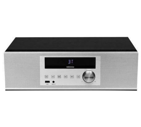 MEDION LIFE P64301 MD 43301 Mikro CD MP3 Kompaktanlage mit USB und Bluetooth für 99,99€
