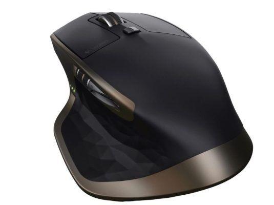 Logitech MX Master   schwarze kabellose Maus für Windows & Mac ab 49,99€ (statt 67€)