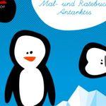 Mal- und Ratebuch Antarktis gratis