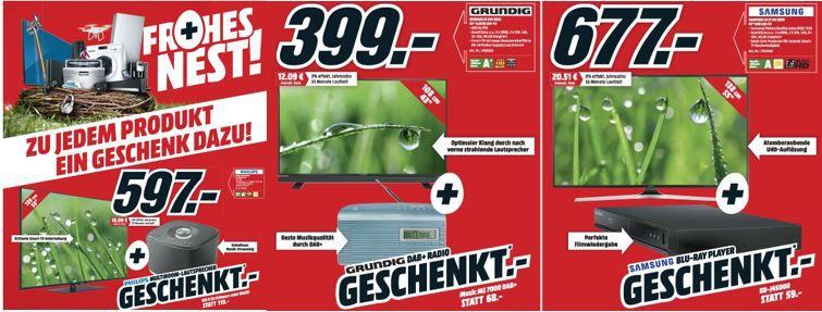 Letzter Tag Media Markt Oster Angebote Mit Gratis Geschenken Zb
