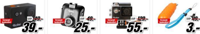 Media Markt Mega Marken Sparen: z.B. SONY DSC HX90 Kompaktkamera für 332€ (statt 369€)