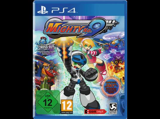 Mighty No. 9   Ray Edition (PS4) für 5€