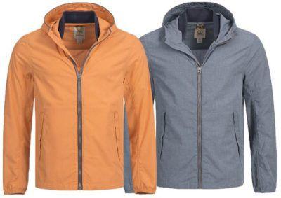 Timberland Mount Walsh Lightweight Herren Jacke mit Kapuze bis XL für 23,99€ (statt 50€)
