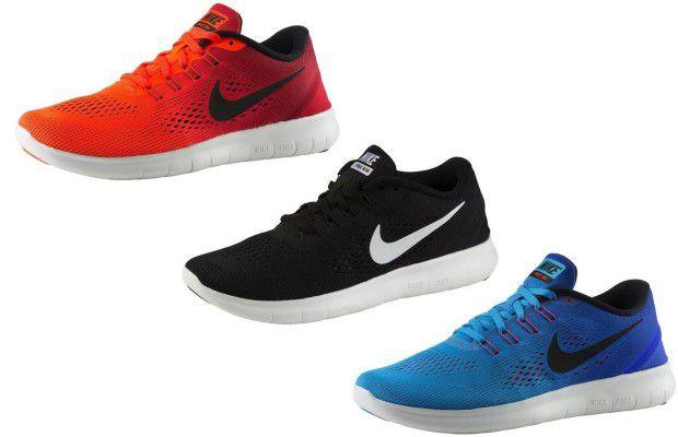 Nike Free Run   Damen und Herren Sneaker für 60€