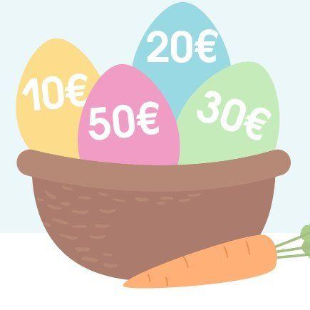 Bis zu 50€ Oster Rabatt beim Babymarkt