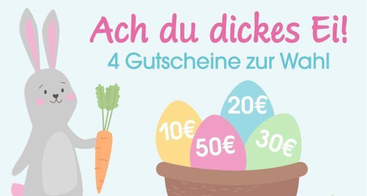 Bis zu 50€ Oster Rabatt beim Babymarkt bis Mitternacht
