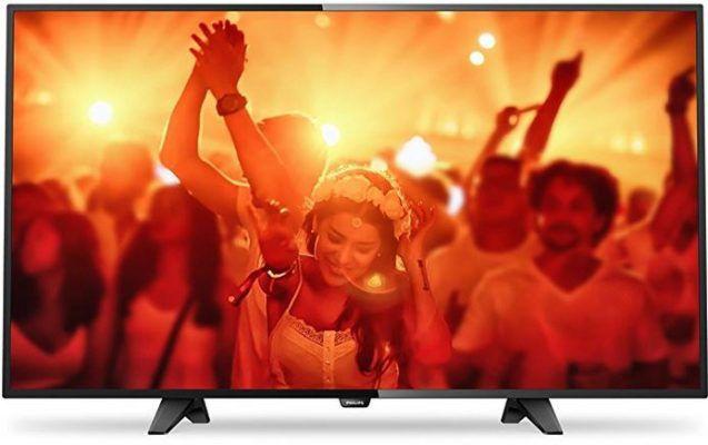 Philips 32PHS4131/12   32 HDReady TVmit DVB T2/C/S2 für 199,90€