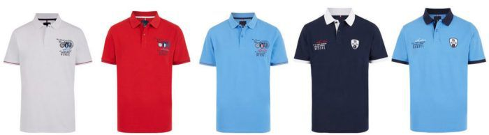Daniel Hechter Polo Shirts aus Baumwolle für 23,99€