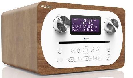 Pure Evoke C D4   KW   DAB+ und Internetradio mit Spotify Unterstützung für 257,40€