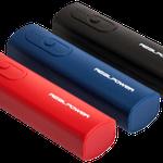 RealPower PB-T1 Multi Pack – 3er-Set Powerbank für 9€ (statt 17€)