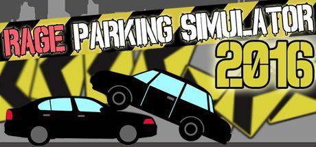 Rage Parking Simulator 2016 (Steam Key, Sammelkarten) gratis