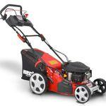 Hecht 543 SW – selbstfahrender Benzin Rasenmäher (43cm) für 179,10€