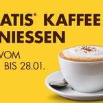 Nur diese Woche: Gratis Kaffee an teilnehmenden Shell Stationen