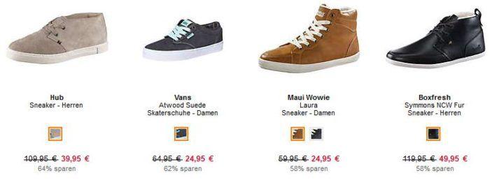 Großer SportScheck Sale + keine Versandkosten + 10€ Code ab 50€   z.B. adidas Courtset Sneaker für 50€ (statt 58€)