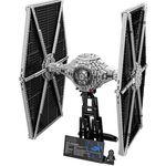 Galeria Kaufhof 6 Tage Rennen mit bis zu 15€ Rabatt: Heute z.B. LEGO Star Wars TIE Fighter für nur 169,99 €