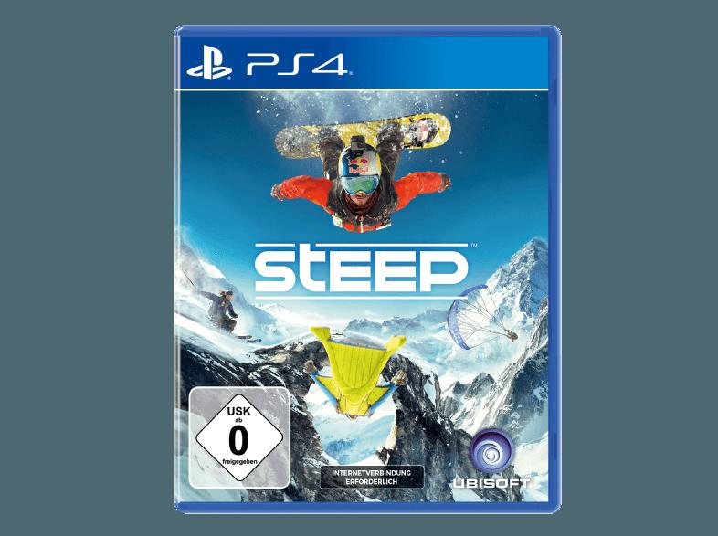 Steep (PS4, Xbox One) für 24,99€ (statt 31€)