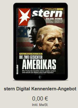 4 Wochen STERN Digital gratis   selbstkündigend!
